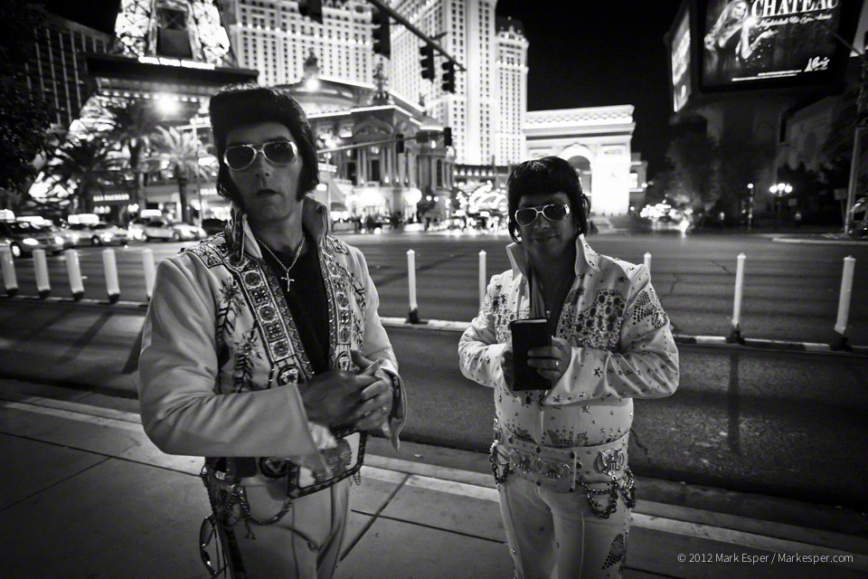 Photographs from Life on the Las Vegas Strip - MARK ESPER. PHOTOGRAPHER