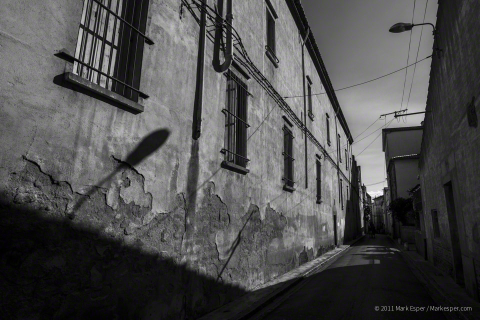 Photographs from Perpignan and It's Backstreets - MARK ESPER. PHOTOGRAPHER