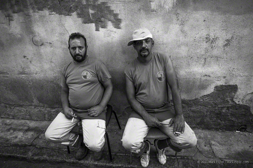 Photographs from Perpignan and It's Backstreets - MARK ESPER. PHOTOGRAPHER