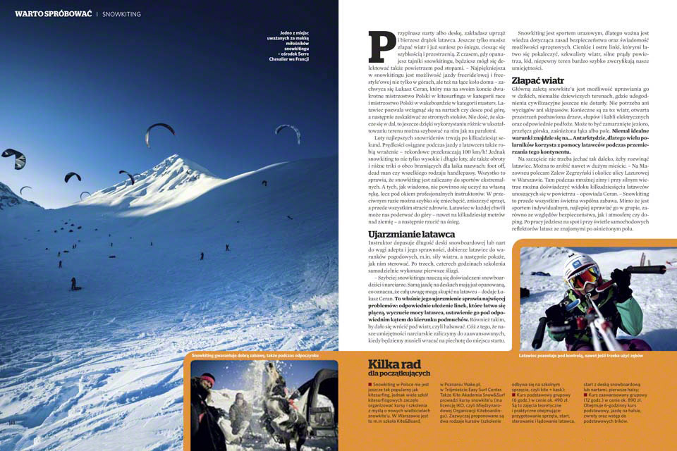 Tear Sheets from National Geographic Traveller - MARK ESPER. PHOTOGRAPHER