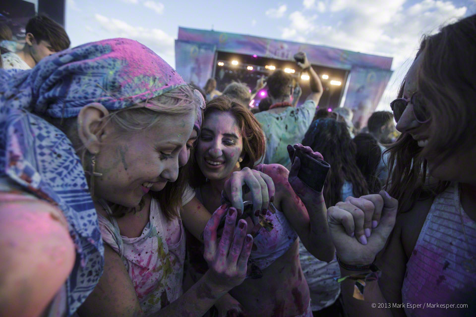 Holi Festival of Colours - MARK ESPER